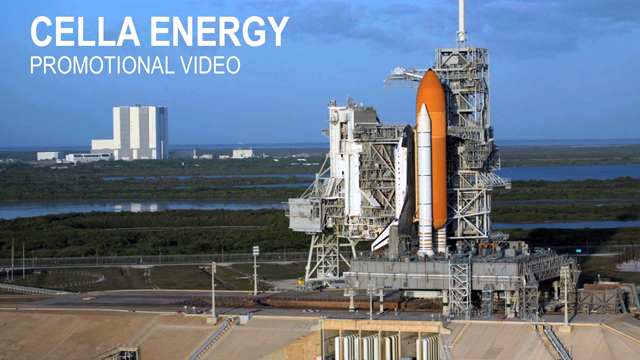 Cella Energy - promotional video