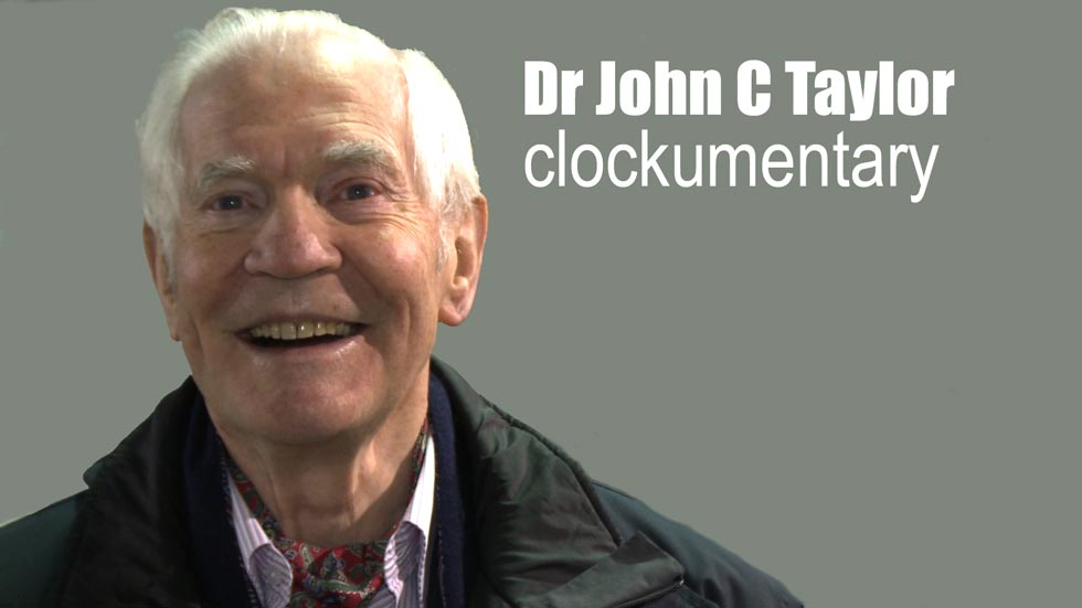 Clockumentary - A film about Dr John C Taylor, the great British inventor who built the world's coolest clock.