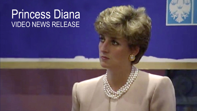 Princess Diana - Family of the Year Awards