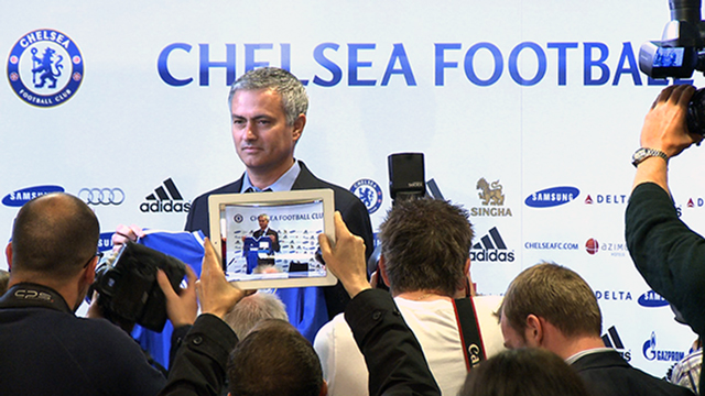 José Mourinho - news conference