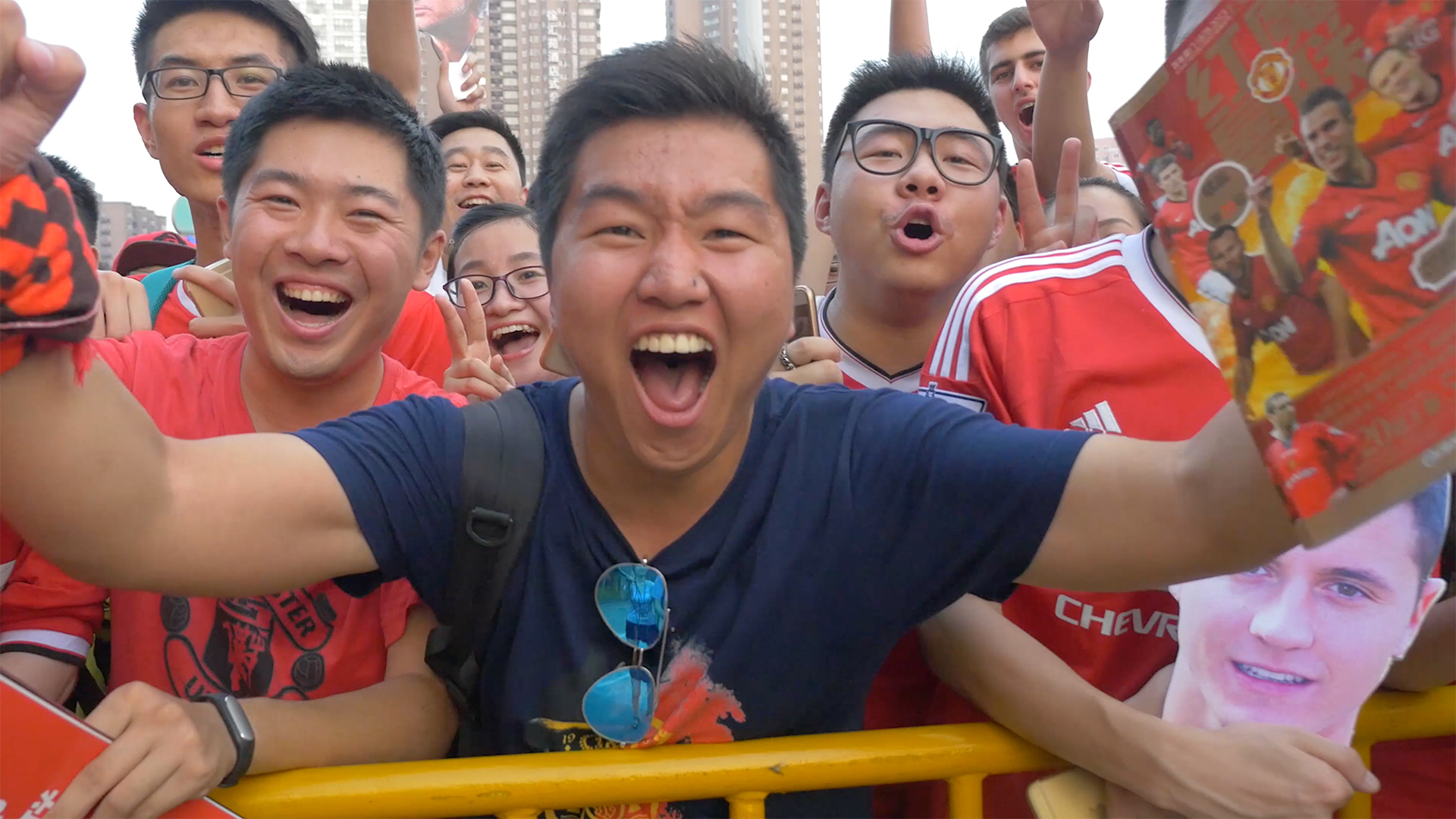 China Football Revolution